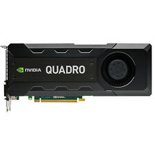PNY Nvidia Quadro K5200 8GB 256-bit PCIe x16 Workstation Video Card VCQK5200-PB
