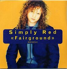 Simply Red - Fairground, Cardcover Cd
