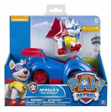 *Nickelodeon Paw Patrol*APOLLO'S PUP MOBILE 6 INCH VEHICLE SET