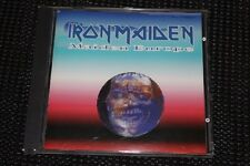 IRON MAIDEN Maiden Europe CD OOP Rare Live 1992 Shipping NOT $3!