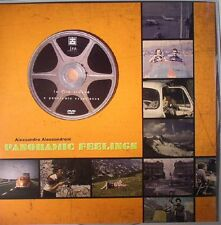 LP + DVD Alessandro Alessandroni Panoramic Feelings TRANSPARENT VINYL LIMITED