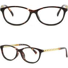 Light Women's Plastic Frame Glasses Photochromic Lenses Sunglasses Tortoiseshell