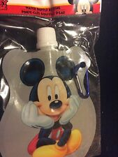 Disney Mickey Mouse Water bottle Key ring New