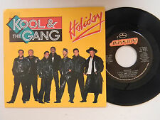 Kool And The Gang w/ps 45 HOLIDAY / HOLIDAY (JAM MIX)~Mercury VG++