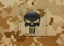 Infrared AOR1 NWU II Punisher Morale Patch IR US Navy SEAL Molon Labe VELCRO®