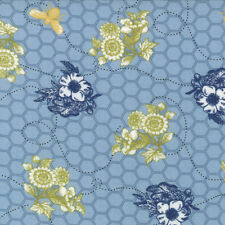 Moda BEE MY HONEY Colony Hum 11623 14 Quilt Fabric By The Yard
