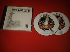 DISCWORLD II 2 COMPLET PC CD-ROM