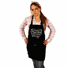 Grimm French Maid Outfit Close As You're Going To Get Black Adjustable Apron NWT