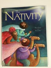 The Nativity by Marion Thomas And Martina Peluso Hardback Illustrated