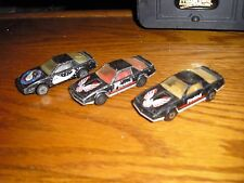 RARE Vintage Lot of 3 Matchbox 1980's Pontiac Firebird Formula Turbo TA Trans Am