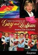 Encyclopedia of Gay and Lesbian Popular Culture by Lucy Prono (Ex Library)