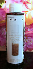 Korres shampoo for thin & fine hair .Rice proteins & linden. SPECIAL PRICE!