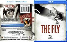 The Fly ~ New Blu-ray 2013 ~ Vincent Price, David Hedison (1958)