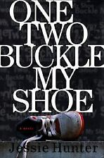 ONE TWO BUCKLE MY SHOE Jessie Hunter 1st Edition 1997 Mystery Hardcover & Jacket