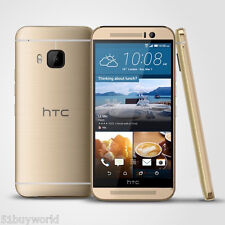 "HTC One M9 3G/32GB 20MPX Camera Octa Core 5"" LTE 4G Cellulare Android Smartphone"