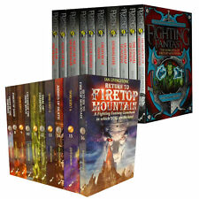 Fighting Fantasy Collection 20 Books Set Steve Jackson and Ian Livingstone NEW