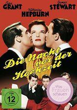 Die Nacht vor der Hochzeit - Cary Grant - James Stewart - DVD - OVP - NEU