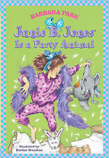 Junie B. Jones Is a Party Animal,ACCEPTABLE Book
