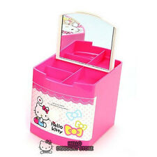 Hello Kitty Multi Jewelry Case / Box/ Desk Organizer : Ribbon