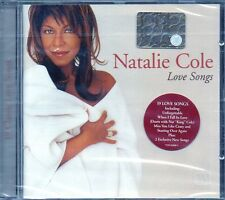 NATALIE COLE - LOVE SONGS - CD (NUOVO SIGILLATO)