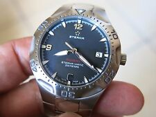 Eterna Monterey Automatic 200m Swiss Diver Watch