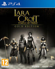 Lara Croft & The Temple of Osiris: Gold Edition (PS4) ***BRAND NEW SEALED***