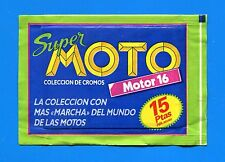 Bustina/Packet - figurine-Stickers - SUPER MOTO - Ediciones ESTE -Piena-New
