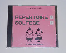 Yamaha Music School Repertoire 1 / Solfege 1 CD (1993)
