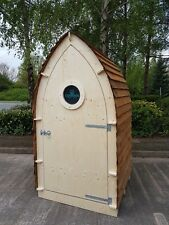 Eco-loo-Compost toilet- Waterless loo -Allotments - Campsites- Stables-Woodland