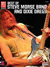 BEST OF STEVE MORSE BAND AND DIXIE DREGS - GUITAR TAB