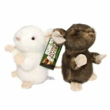 Pack of 2 Small 13cm Mouse Soft Toys - Plush Mice