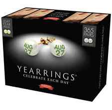 "Prank Pack Gift Box ""Yearrings"" earrings BIRTHDAY PRESENT : Christmas Gag : NEW"