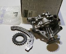 OIL PUMP + CHAIN KIT RENAULT 2.0 DCI M9R (GENUINE RENAULT)