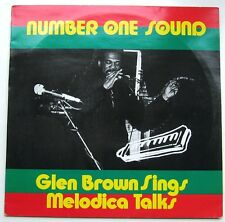 Number One Sound - Glen Brown Sings, Melodica Talks [Pantomine] LP