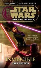 Star Wars Legacy of the Force - Legends: Invincible 9 by Troy Denning (2008,...