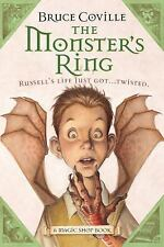 Magic Shop Book: The Monster's Ring 1 by Bruce Coville (2008, Paperback)