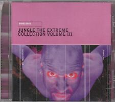 VARIOUS ARTISTS Jungle The Extreme Collection - Volume III CD
