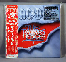AC/DC The Razors Edge JAPAN Mini LP CD SICP-1712 w/ Silver Sticker NEW Sealed