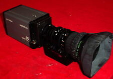 Hitachi HV-D5W Digital Video Camera Fujinon 1:1.8/8.6-172mm Lens