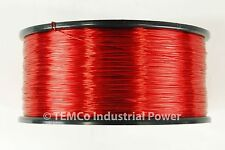 Magnet Wire 22 AWG Gauge Enameled Copper 1.5lb 155C 751ft Magnetic Coil Winding
