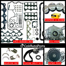 97-01 Acura Integra Type-R 1.8L B18C5 DOHC Master Overhaul Engine Rebuild Kit