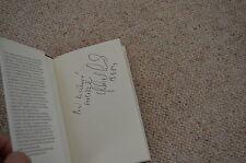 GABRIEL LAUB  (+1998) signed Autogramm Buch GESPRÄCHE MIT DEM VOGEL geb signiert