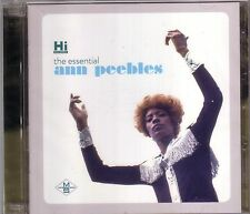 2 CD (NEU!) . Best of ANN PEEBLES (I can´t stand the rain Part Time Love mkmbh