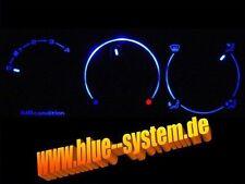 Heizungsregler LED Umbau BLAU VW PASSAT 35i CORRADO T4