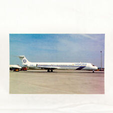 Canafrica Airlines - MD-83 - Aircraft Postcard - Top Quality