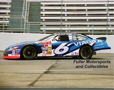 MARK MARTIN 2001 #6 VIAGRA FORD 8X10 PHOTO NASCAR WINSTON CUP MARTINSVILLE