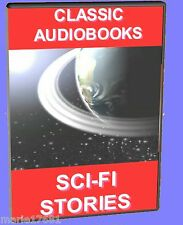 17 CLASSIC SCIENCE-FICTION GOOD MP3 FULL LENGTH AUDIOBOOKS UNABRIDGED PC DVD NEW