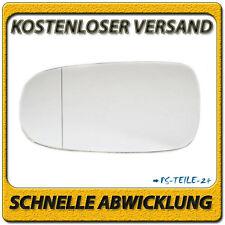 Außenspiegel Spiegelglas für SAAB 93 9-3 2003-2010 links Fahrerseite asphärisch