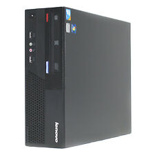Lenovo Desktop PC ThinkCentre M58 16GB 1TB Windows 7 Pro Intel Core 2 Duo 3.33
