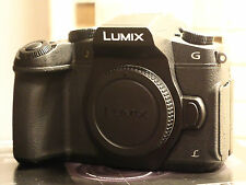 Panasonic LUMIX G85 16.0MP Digital Camera - Black (Body Only) ***EXCELLENT***